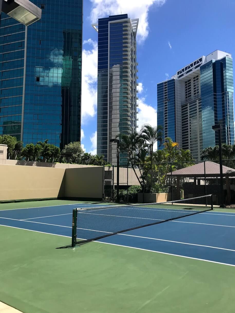 Hokuaのテニスコート