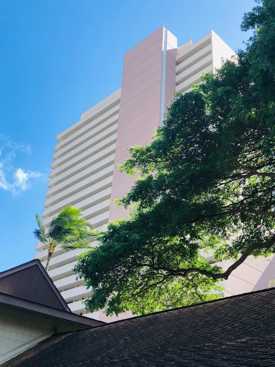 Kahala Tower 4300の外観