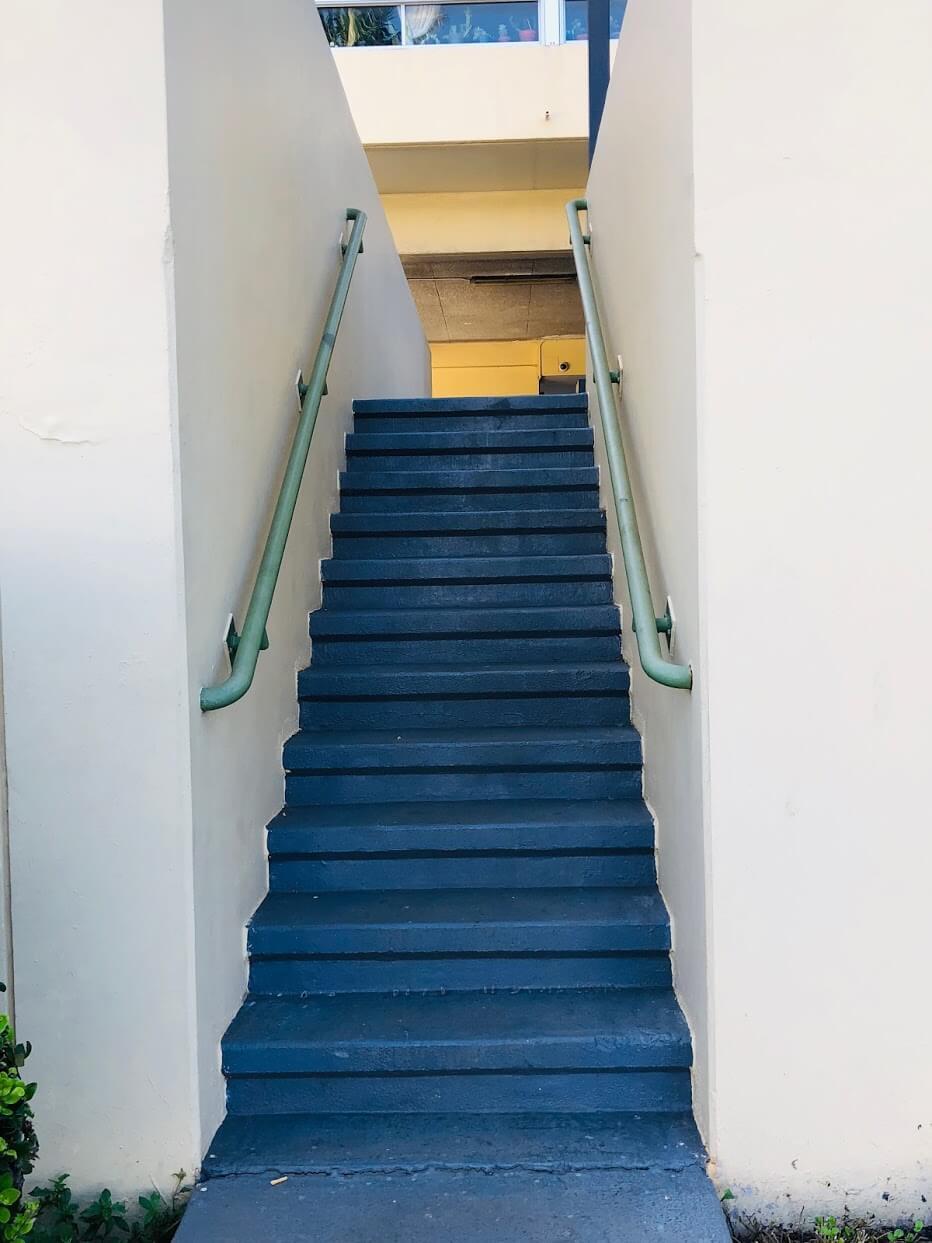 Kealaniの階段