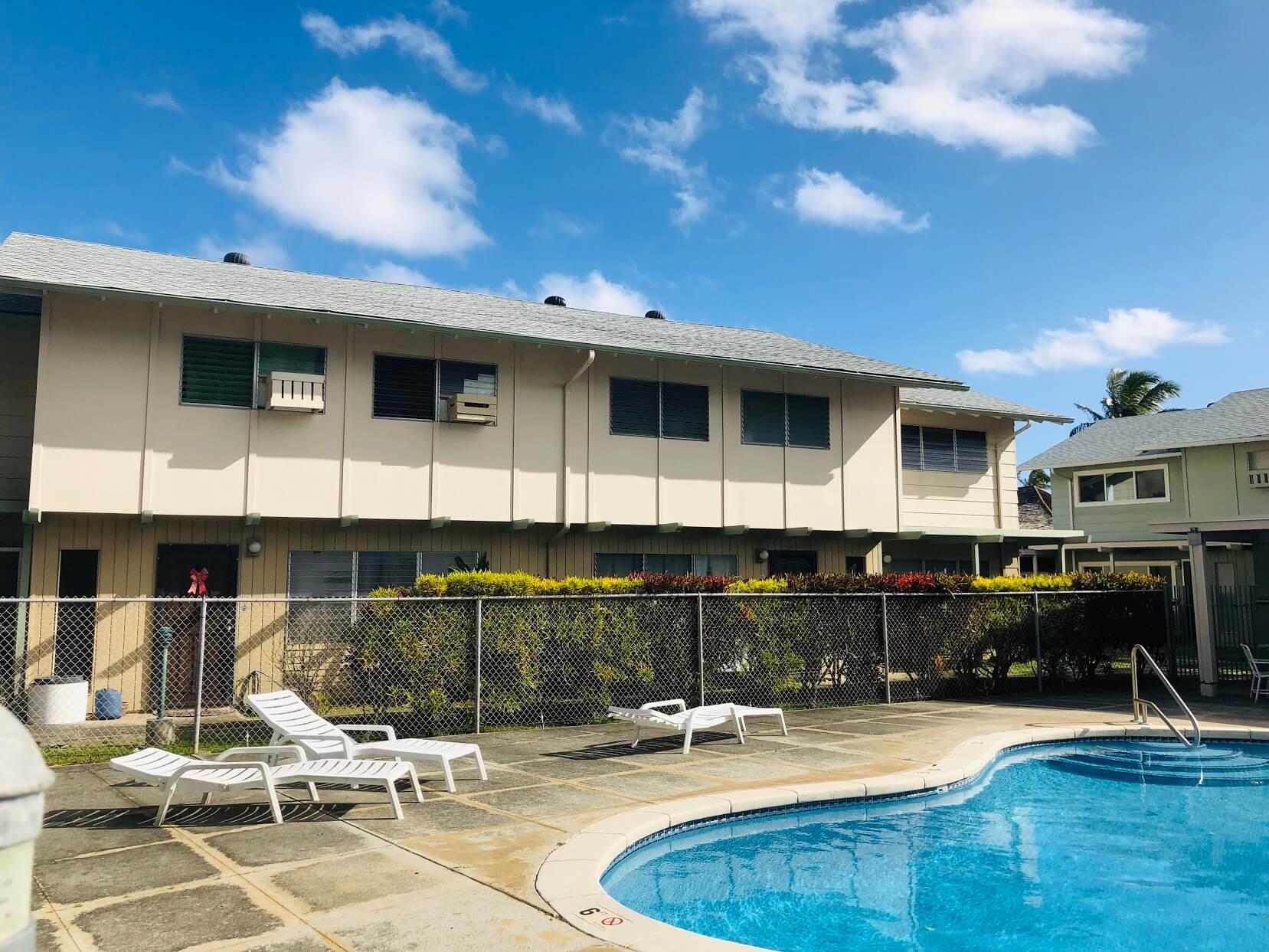 Koko Head Villasのプール