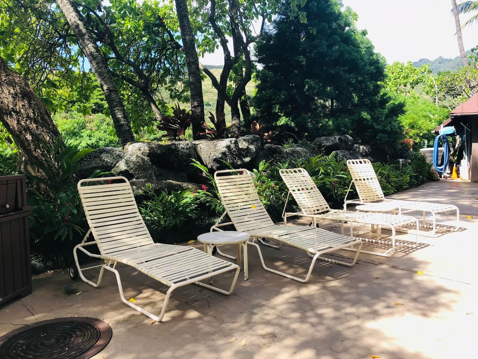 Mauna Luan 511の椅子