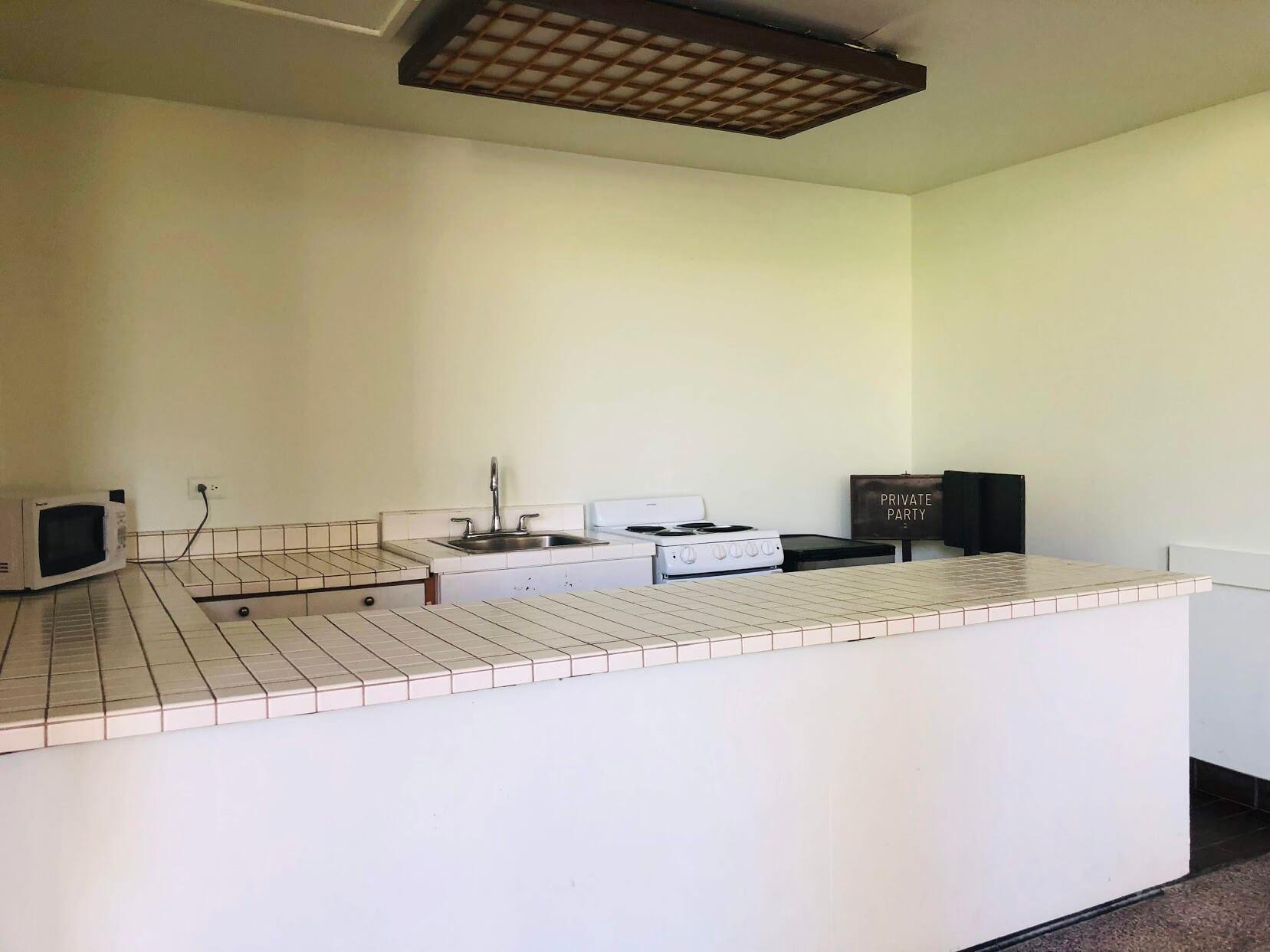 Mauna Luan 511のキッチン