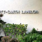 Mott-Smith Laniloaの看板