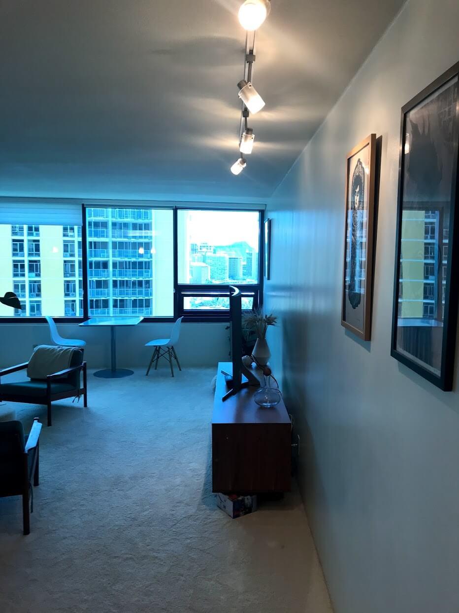 Nauru-Towerの部屋