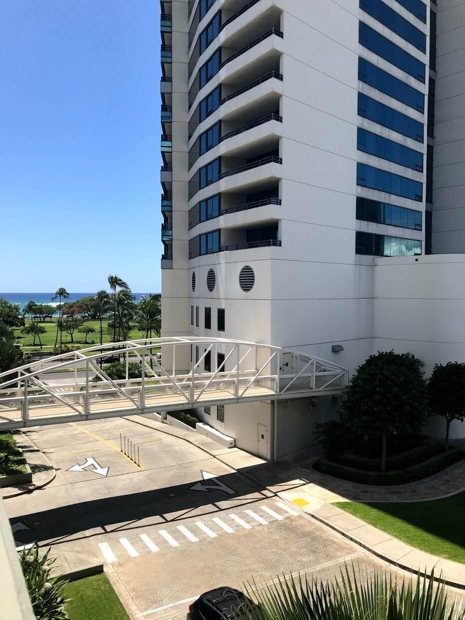 Nauru-Towerの外観