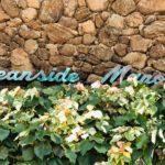 Oceanside Manorの看板