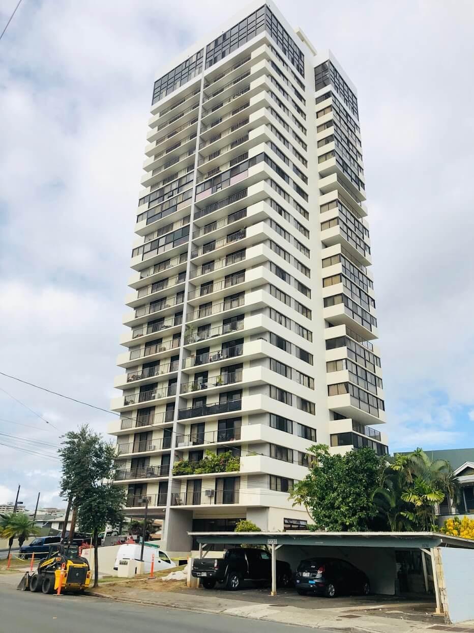 Park side Tower 2222 Citronの外観