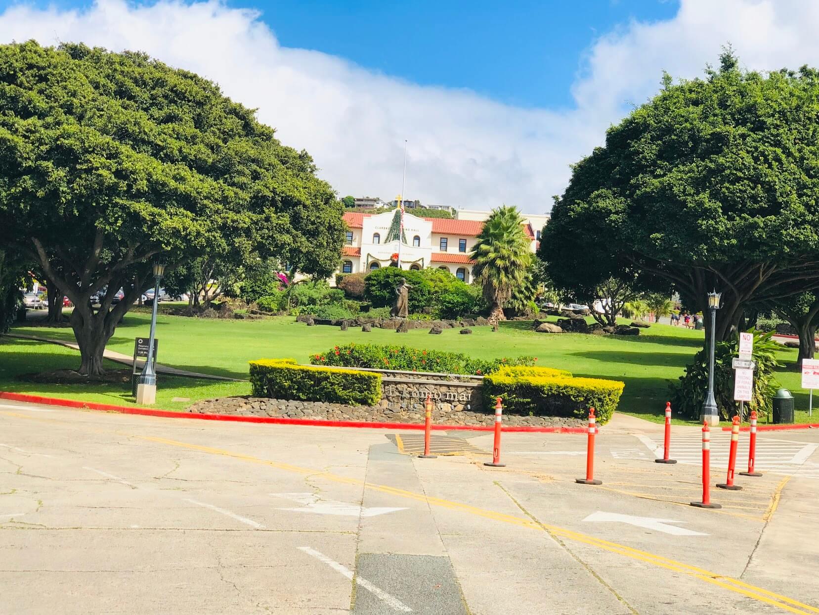 Regency Parkの外観