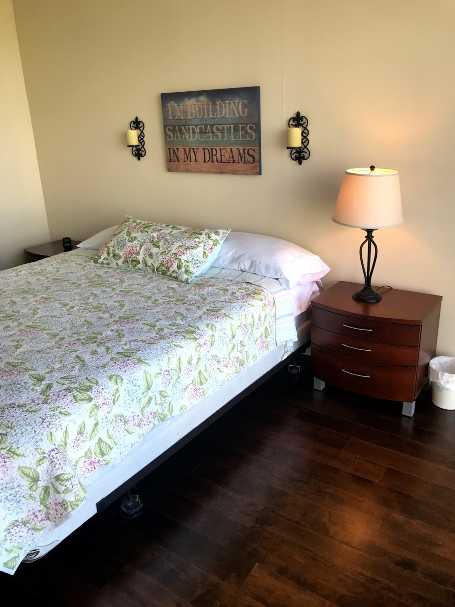 The-Watermarkのベッドルーム