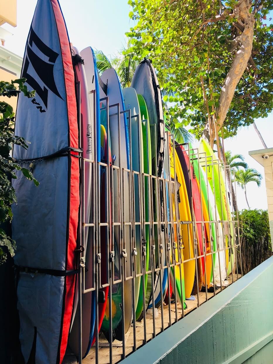 Tropic Seas 2943のサーフボード