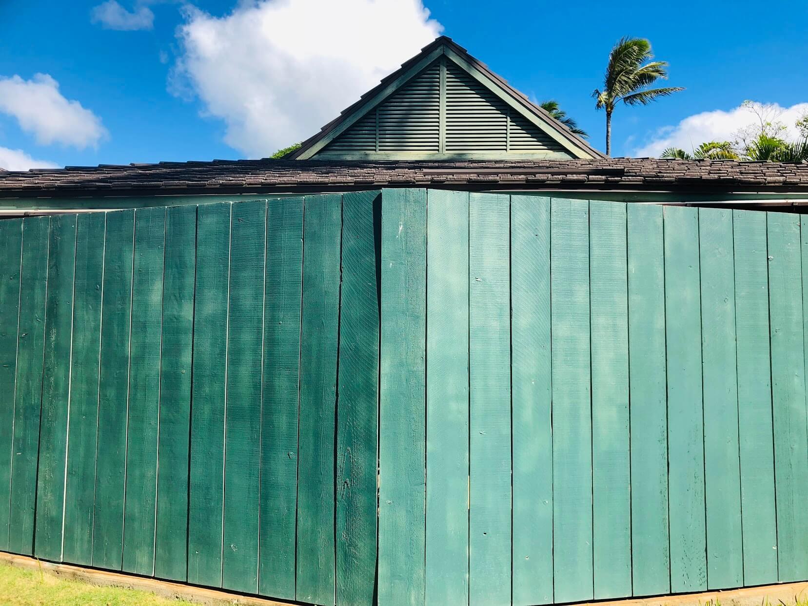 Waialae Gardensの外観