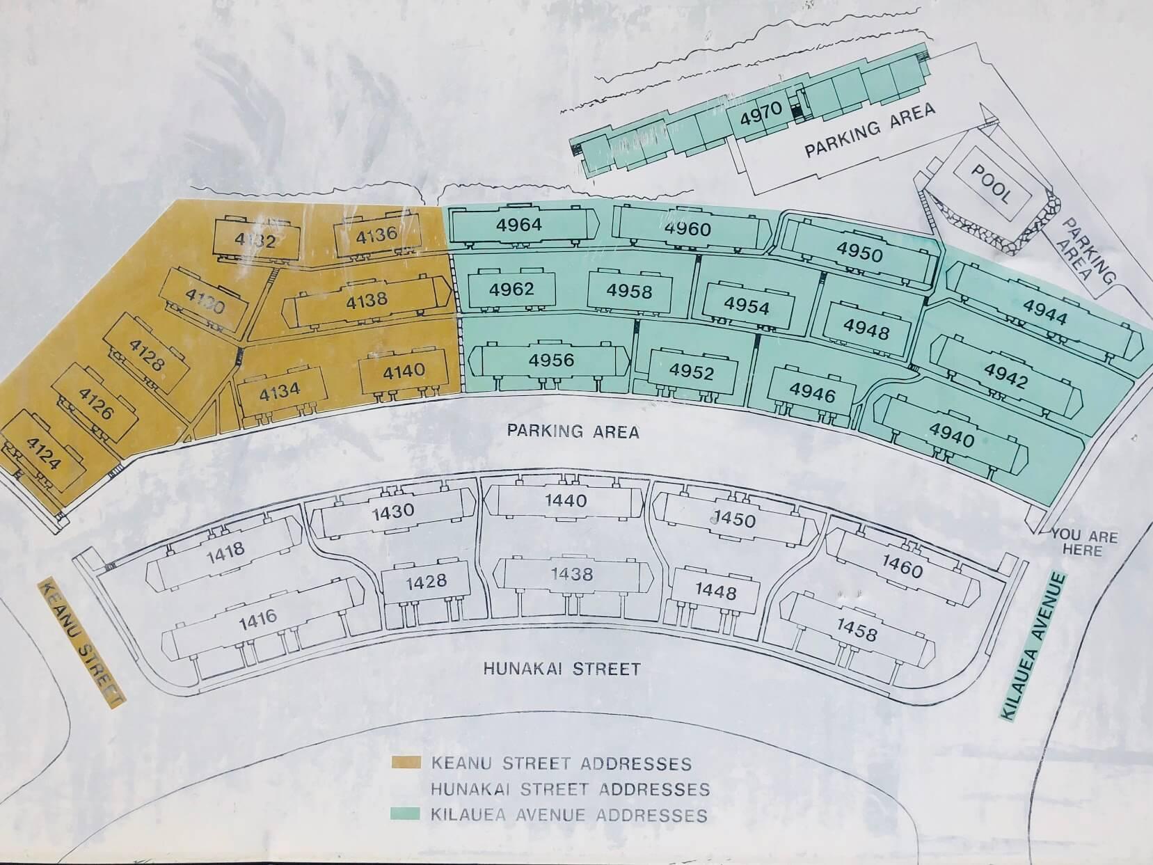 Waialae Gardensのマップ