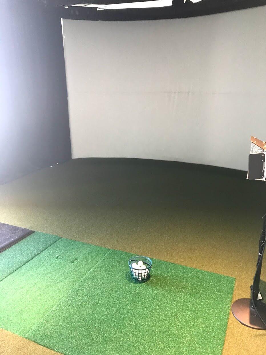 Waieaのバーチャルゴルフ