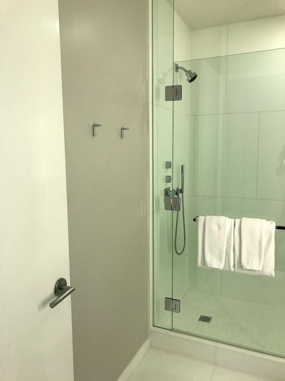 Waieaのシャワー