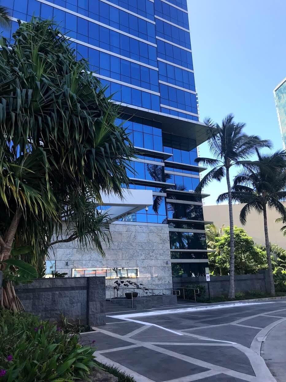 Waihonuaの外観
