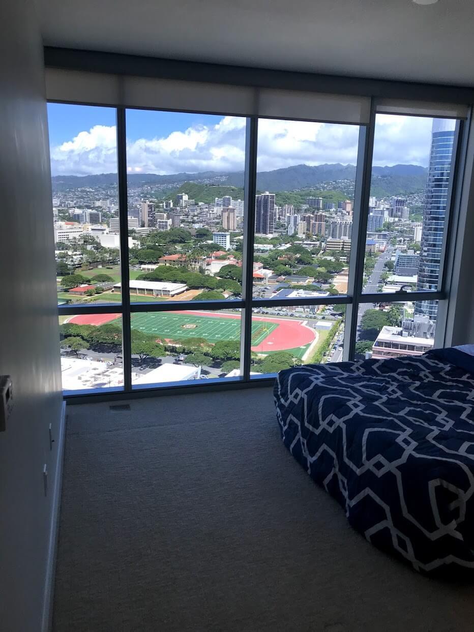 Waihonuaの眺望