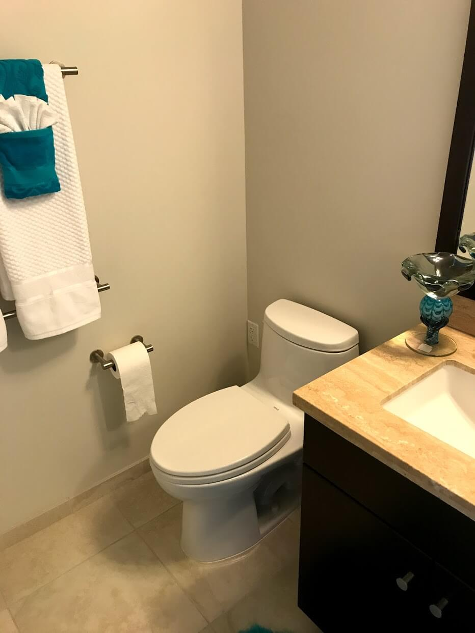 Waihonuaのトイレ