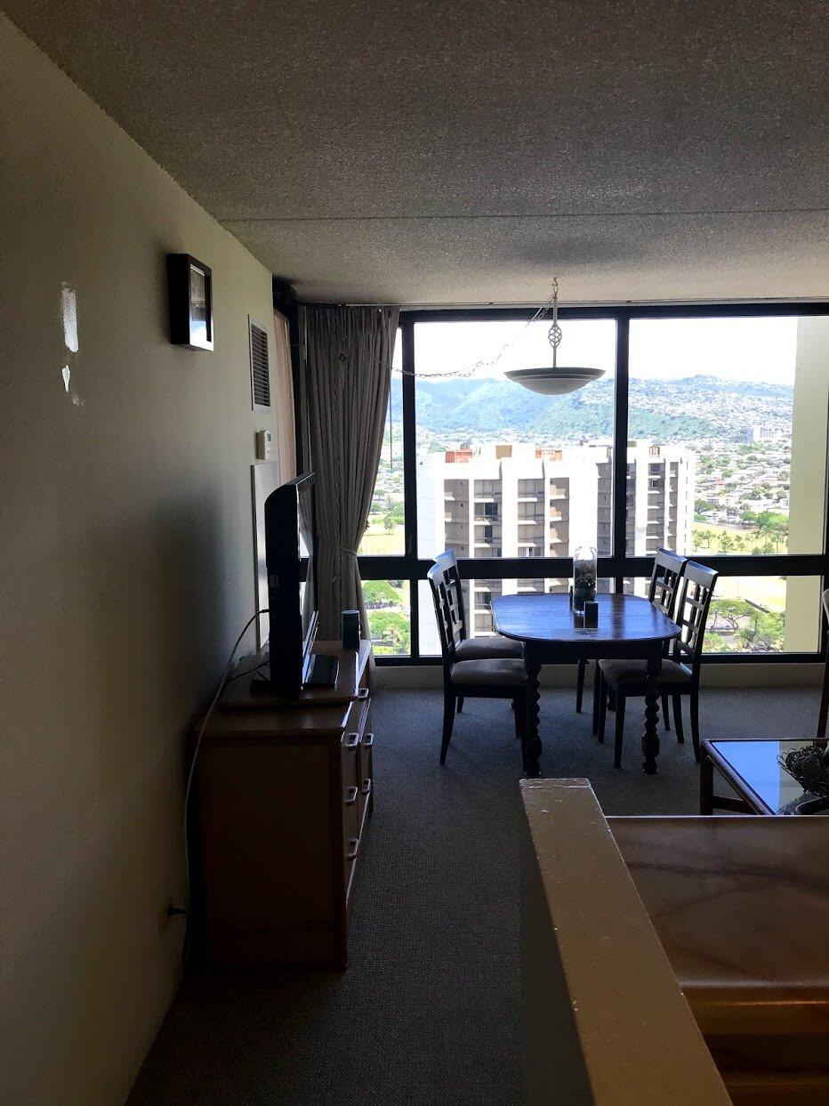 Waikiki-Sunsetの部屋