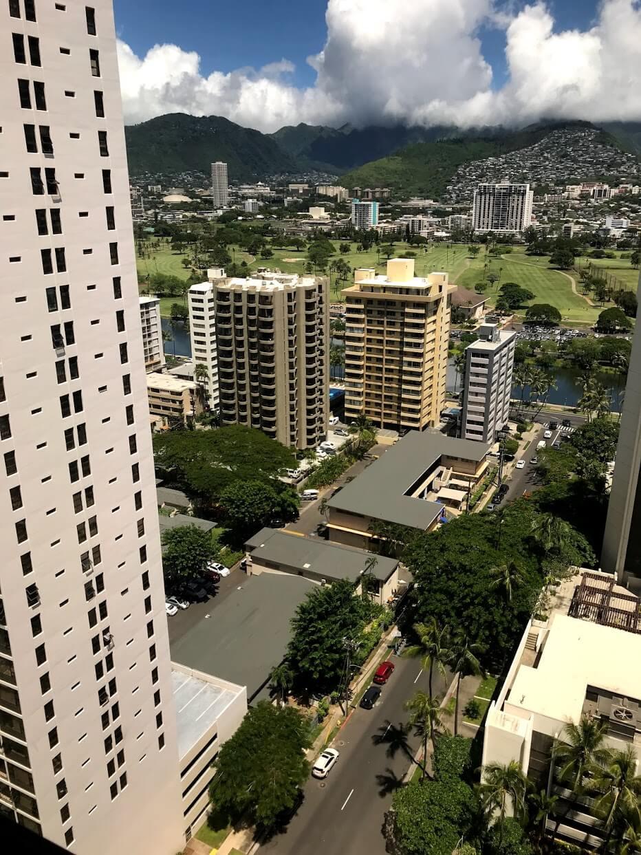 Waikiki-Sunsetの外観