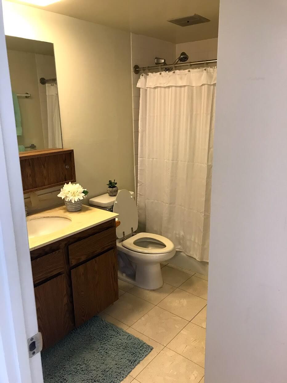 Waikiki-Sunsetのトイレ