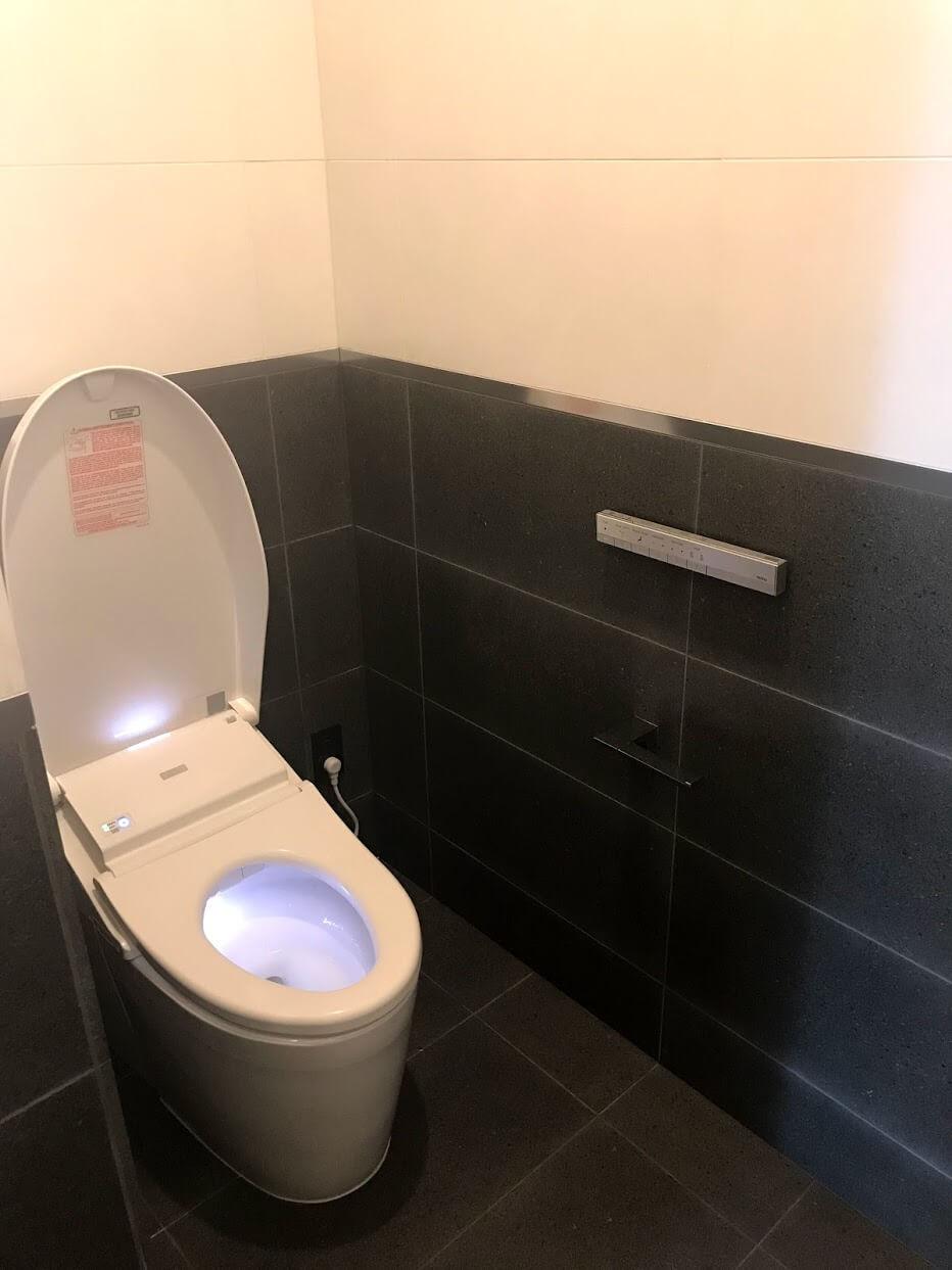 anahaのトイレ