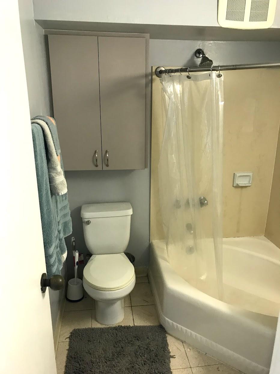 Island-Colonyのトイレ