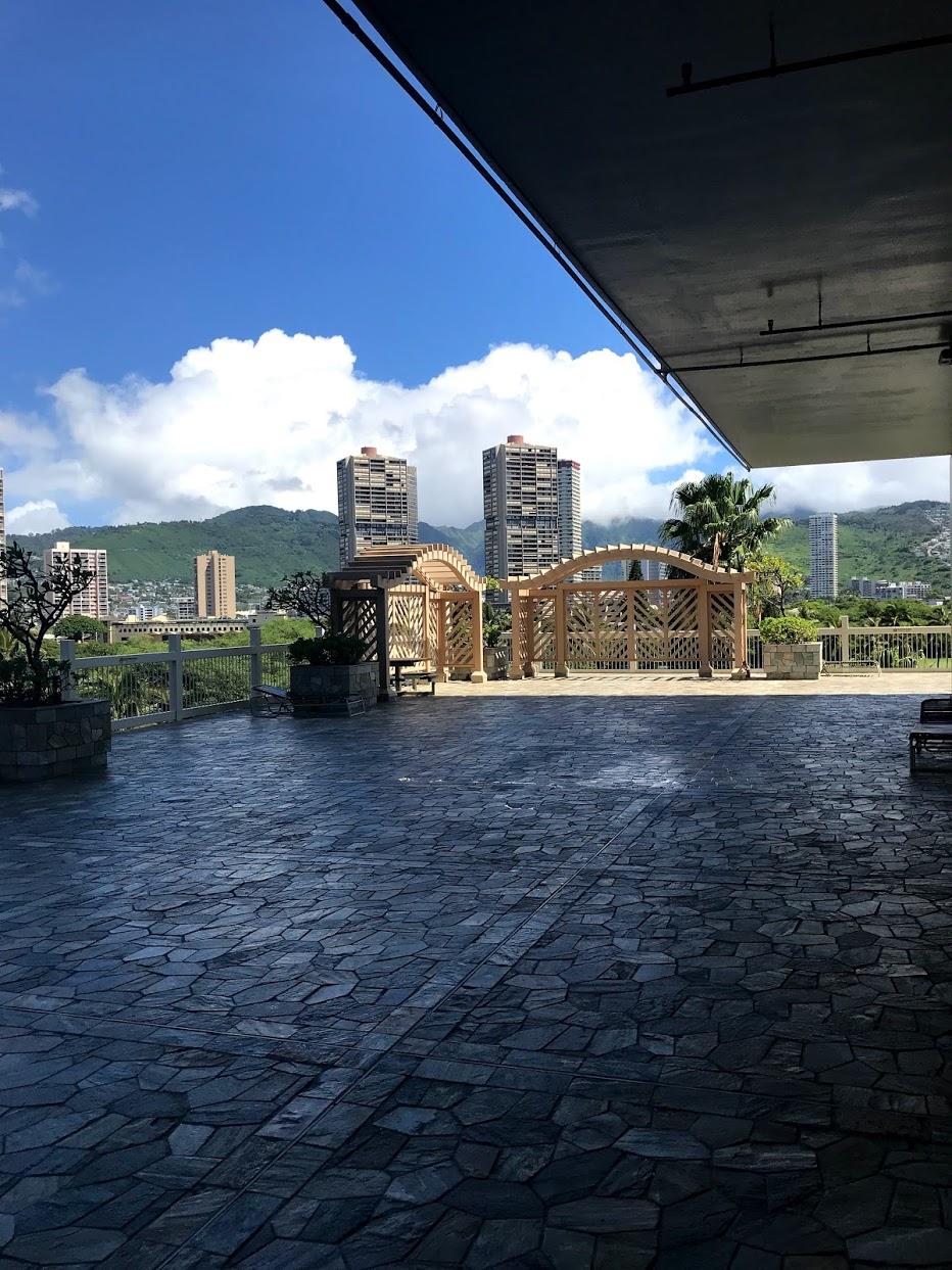 Island-Colonyの景色