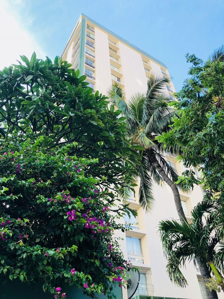Palmsの外観