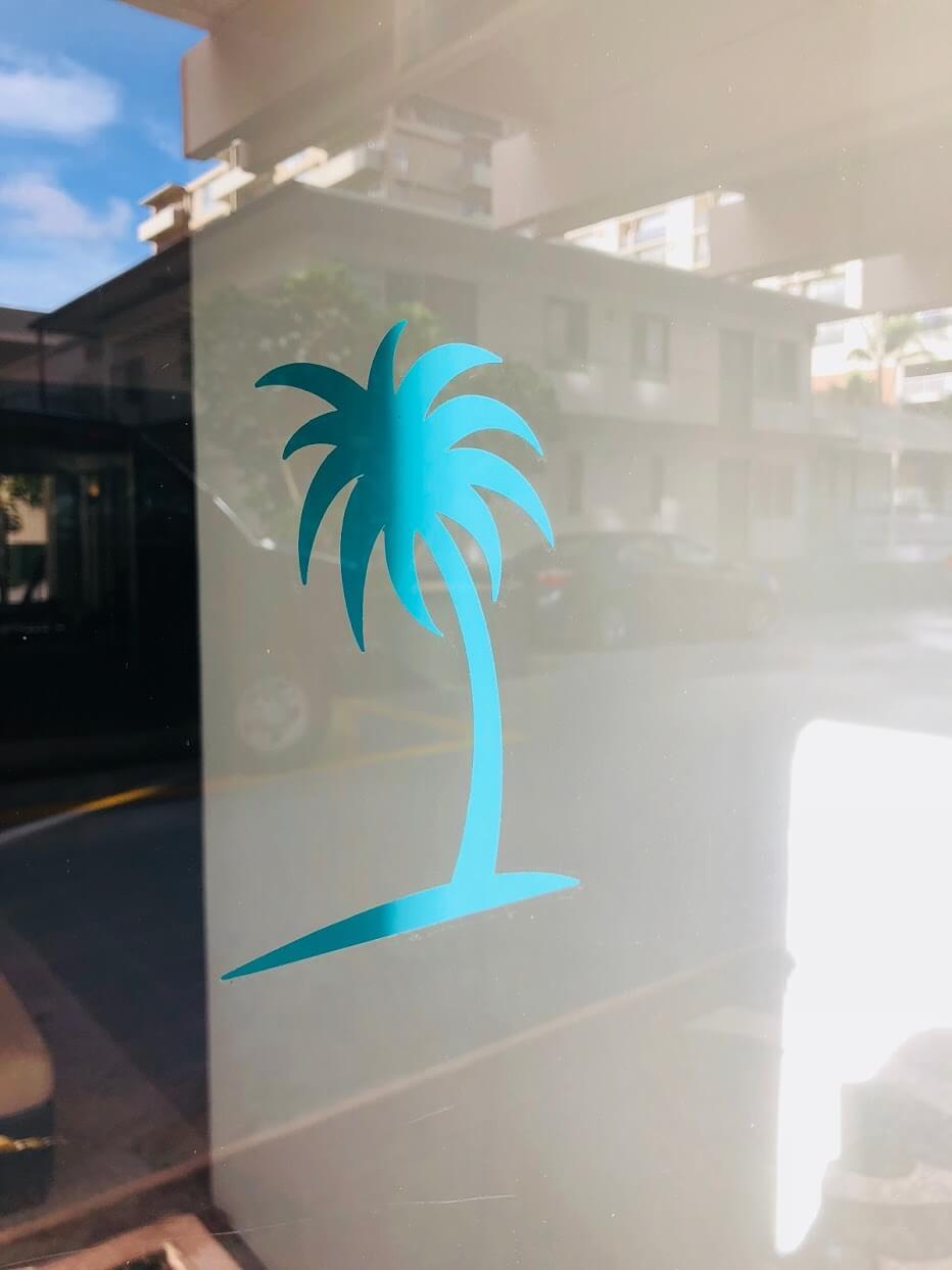 Palmsのロゴ
