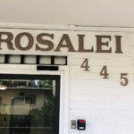 Rosaleiのロゴ