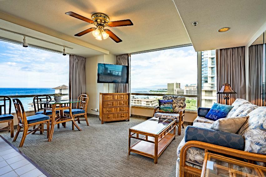 インペリアル・ハワイ・リゾートの室内